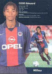2000-01 - CISSE Edouard