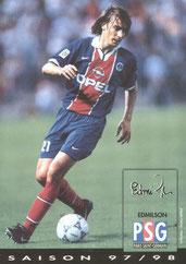EDMILSON Goncalves  97-98