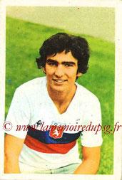 N° 082 - Raymond DOMENECH (1970-71, Lyon > 1981-82, PSG)