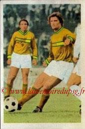 N° 155 - Henri MICHEL (1971-72, Nantes > 1990-91, Entraîneur du PSG)