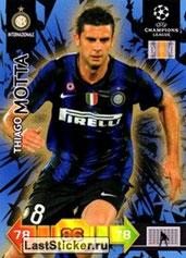 N° U24 - Thiago MOTTA (2010-11, Inter Milan, ITA > Jan 2012-??, PSG)