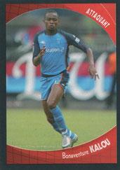 Bonaventure KALOU (2003-04, Auxerre > 2005-07, PSG)