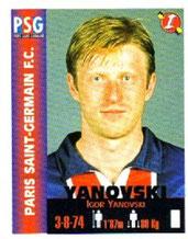 N° 267 - Igor YANOVSKI