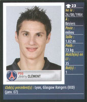 N° sup  - Jérémy CLEMENT