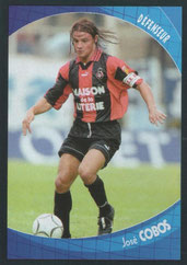 José COBOS (1993-97, PSG > 2003-04, Nice)