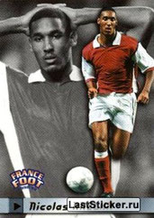 N° 270 - Nicolas ANELKA (Arsenal, ANG)