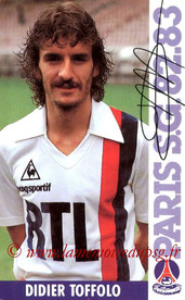 TOFFOLO Didier  82-83