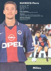 2000-01 - DUCROCQ Pierre