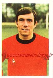 N° 212 - Louis CARDIET (1970-71, Rennes > 1973-76, PSG)