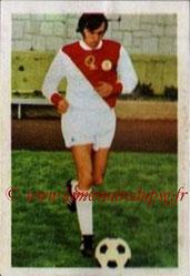 N° 136 - Louis FLOCH (1971-72, Monaco > 1974-76, PSG)