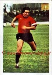 N° 237 - Louis CARDIET (1971-72, Rennes > 1973-76, PSG)