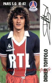 TOFFOLO Didier  81-82