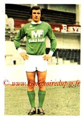 N° 231 - Dominique BATHENAY (1973-74, Saint-Etienne > 1978-85, PSG)