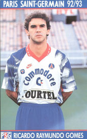 RICARDO Raymundo Gomez  92-93