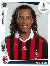 N° 153 - RONALDHINO (2001-03, PSG > 2009-10, Milan AC, ITA)