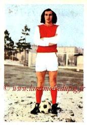 N° 188 - Carlos BIANCHI (1973-74, Reims > 1977-79, PSG)