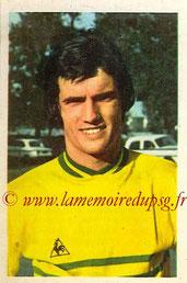 N° 147 - Henri MICHEL (1970-71, Nantes > 1990-91, Entraîneur du PSG)