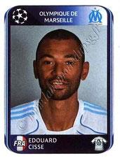 N° 371 - Edouard CISSE (1997-07, PSG > 2010-11, Marseille)