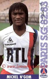 N'GOM Michel  82-83