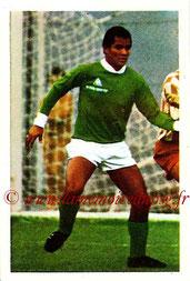 N° 219 - Gérard JANVION (1972-73, Saint-Etienne > 1983-85, PSG)