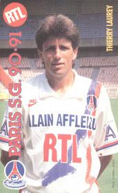 LAUREY Thierry  90-91