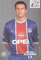 ALGERINO Jimmy  99-00