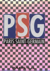 N° 445 - Ecusson PSG