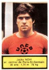 N° 219 - Jacky NOVI