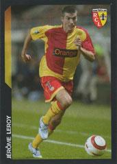 Jérome LEROY (1996-00 puis 2001-04, PSG > 2005-06, Lens)