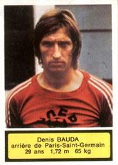 N° 210 - Denis BAUDA