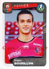 N° 310 - Grégory BOURILLON (2004-05, Rennes > 2007-10, PSG)