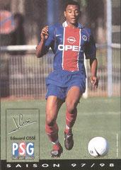 CISSE Edouard  97-98