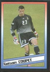 Grégory COUPET (2004-05, Equipe de France > 2009-11, PSG)