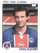 N° 278 - Jimmy ALGERINO