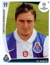 N° 235 - Cristian RODRIGUEZ (2005-08, PSG > 2009-10, Porto, POR)