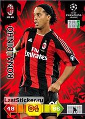 N° 202 - RONALDHINO (2001-03, PSG > 2010-11, Milan AC, ITA)
