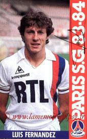 FERNANDEZ Luis  83-84