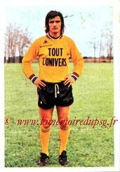 N° 126 - Henri MICHEL (1973-74, Nantes > 1990-91, Entraîneur du PSG)