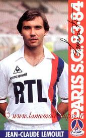 LEMOULT Jean-Claude  83-84