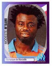 N° 254 - Modeste M'BAMI (2003-06, PSG > 2007-08, Marseille)