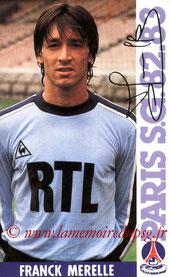 MERELLE Franck  82-83