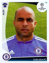 N° 212 - ALEX (2009-10, Chelsea, GBR > Jan 2012-??, PSG)