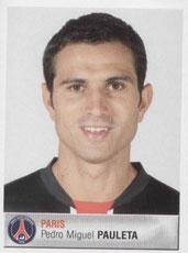 N° 317 - Pedro Miguel PAULETA