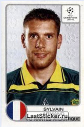 N° 117 - Sylvain ARMAND (2001-02, FC Nantes > 2004-??, PSG)