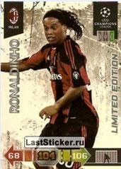 N° LE23 - RONALDHINO (2001-03, PSG > 2010-11, Milan AC, ITA) (Limited Edition)