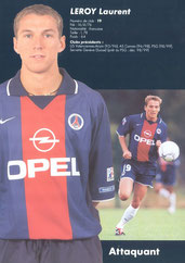 2000-01 - LEROY Laurent