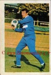 N° 054 - Ilija PANTELIC (1971-72, Bastia > 1974-77, PSG)