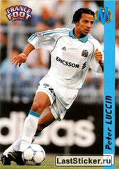 N° 115 - Peter LUCCIN (Marseille)