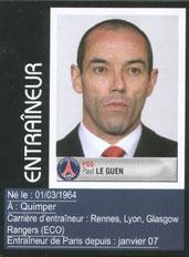 N° sup  - Paul LE GUEN