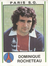 N° 250 - Dominique ROCHETEAU